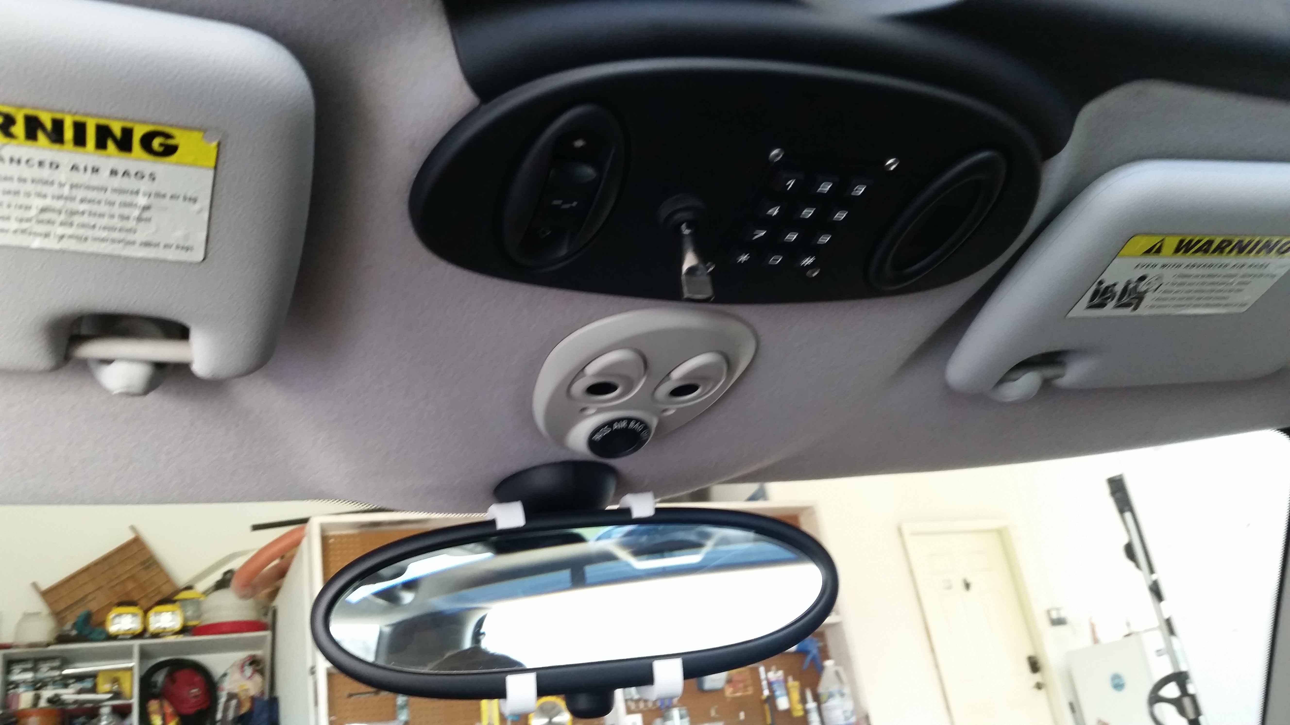Picture of Arduino Car Ignition System... the Carduino!