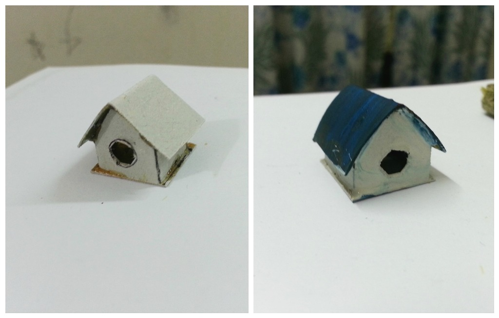 Picture of Mini Birds House