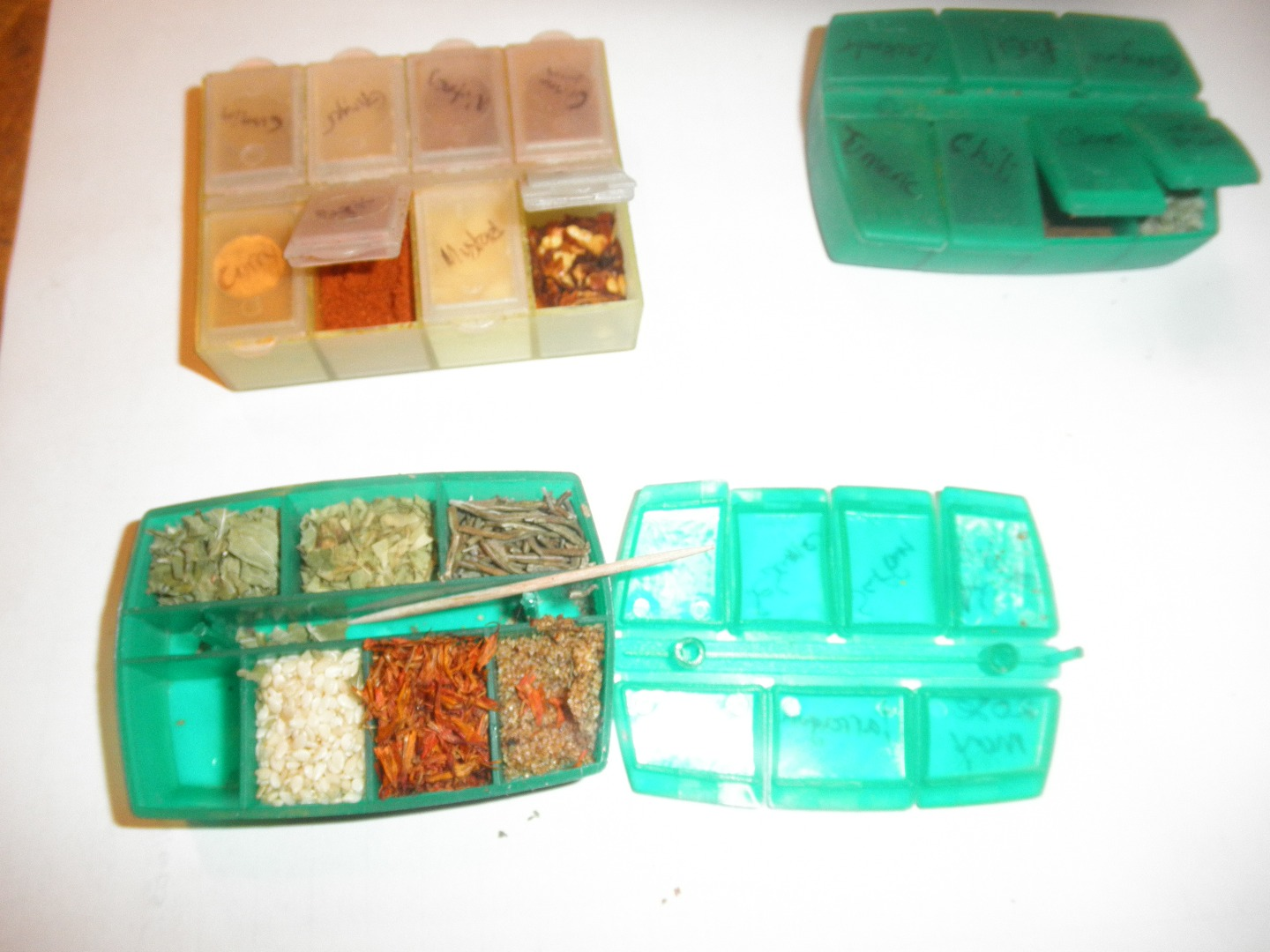 Picture of Fill Your Travel Spice Rack