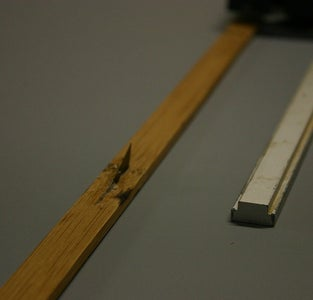 Cardboard Blade for Tablesaw