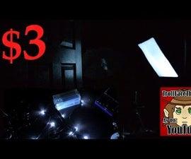 3$ Flickering Horror Light Mod