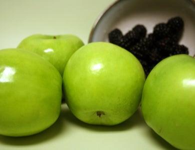 Apple-Blackberry Filling