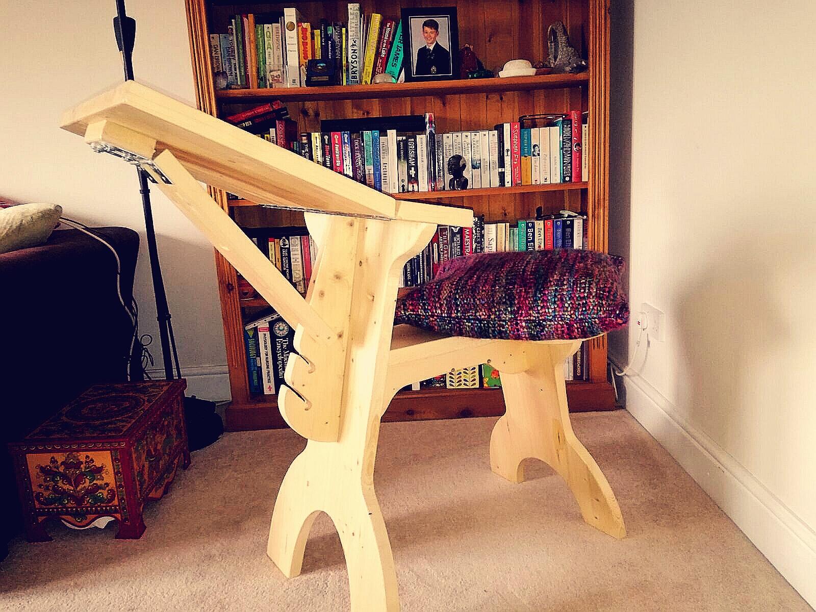 Picture of Linnaeus Laptop Chair