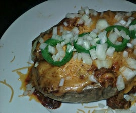 Restaraunt Style GIANT Super Spuds (McAlister's Copycat)