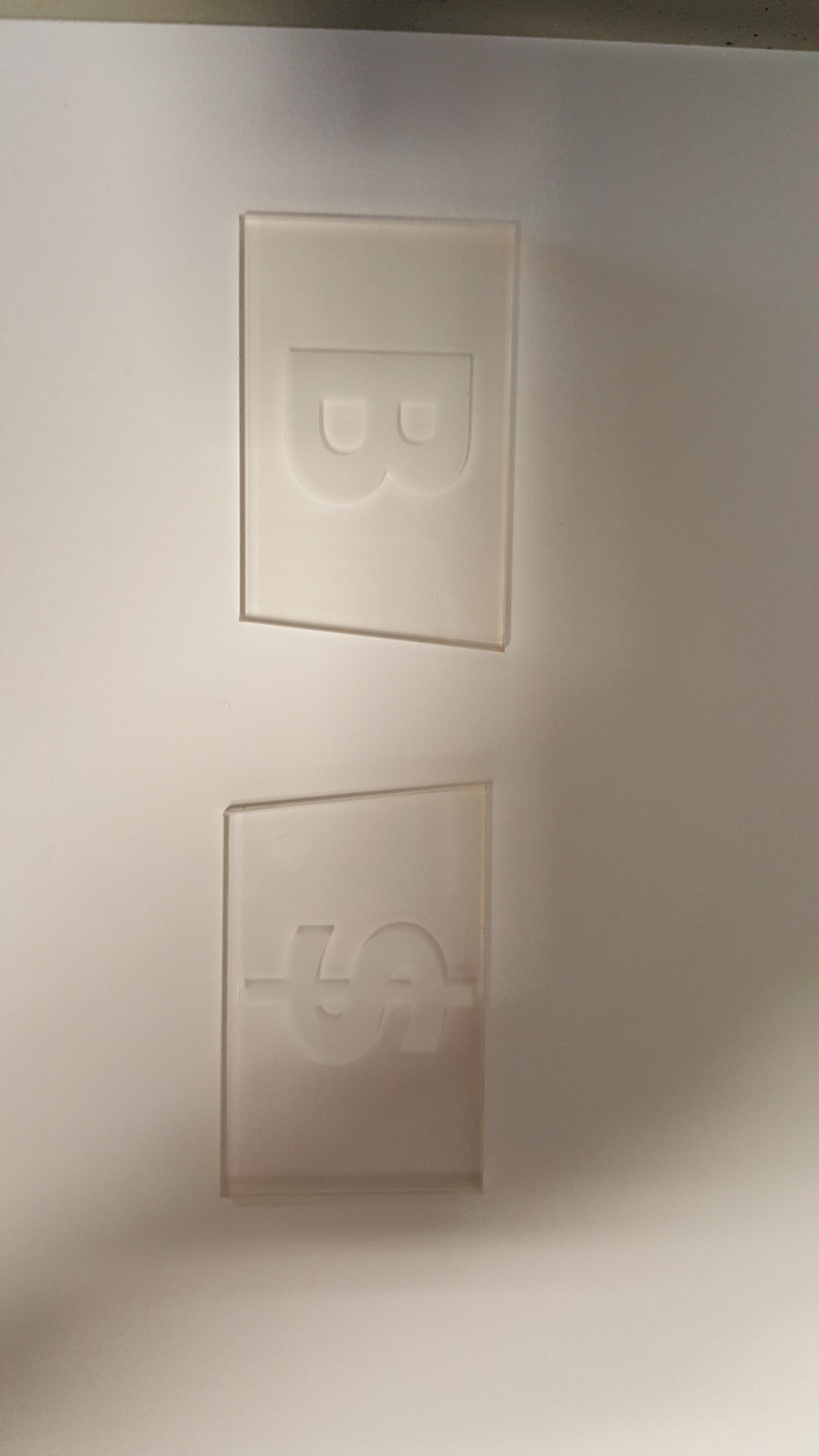 Picture of Laser Cut Lenses