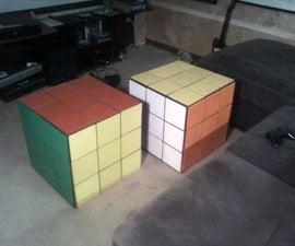 Rubiks Cube Coffee Tables