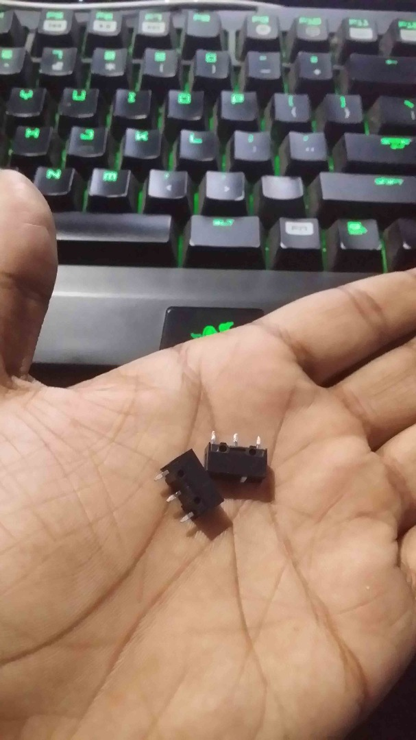Picture of Upgrading Cheap Mouse