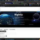 Get Firefox Nightly and Thunderbird Daily, or Aurora and Earlybird in Ubuntu