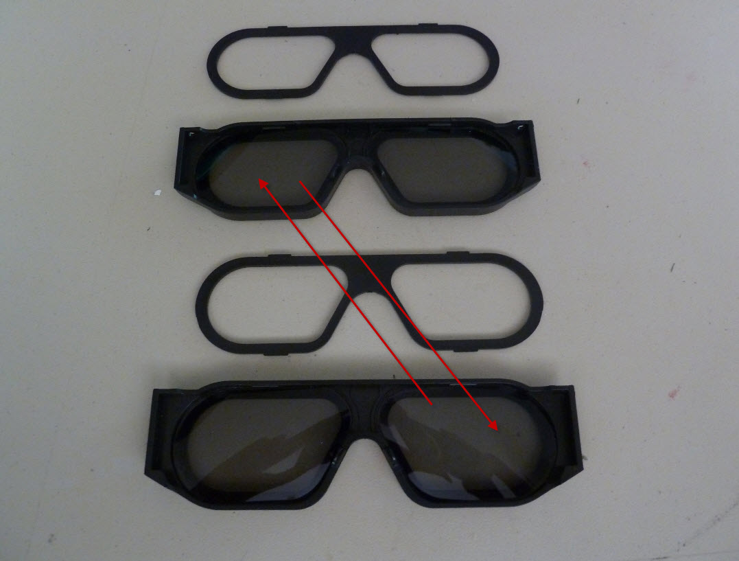 Picture of Swap and Trim Lenses