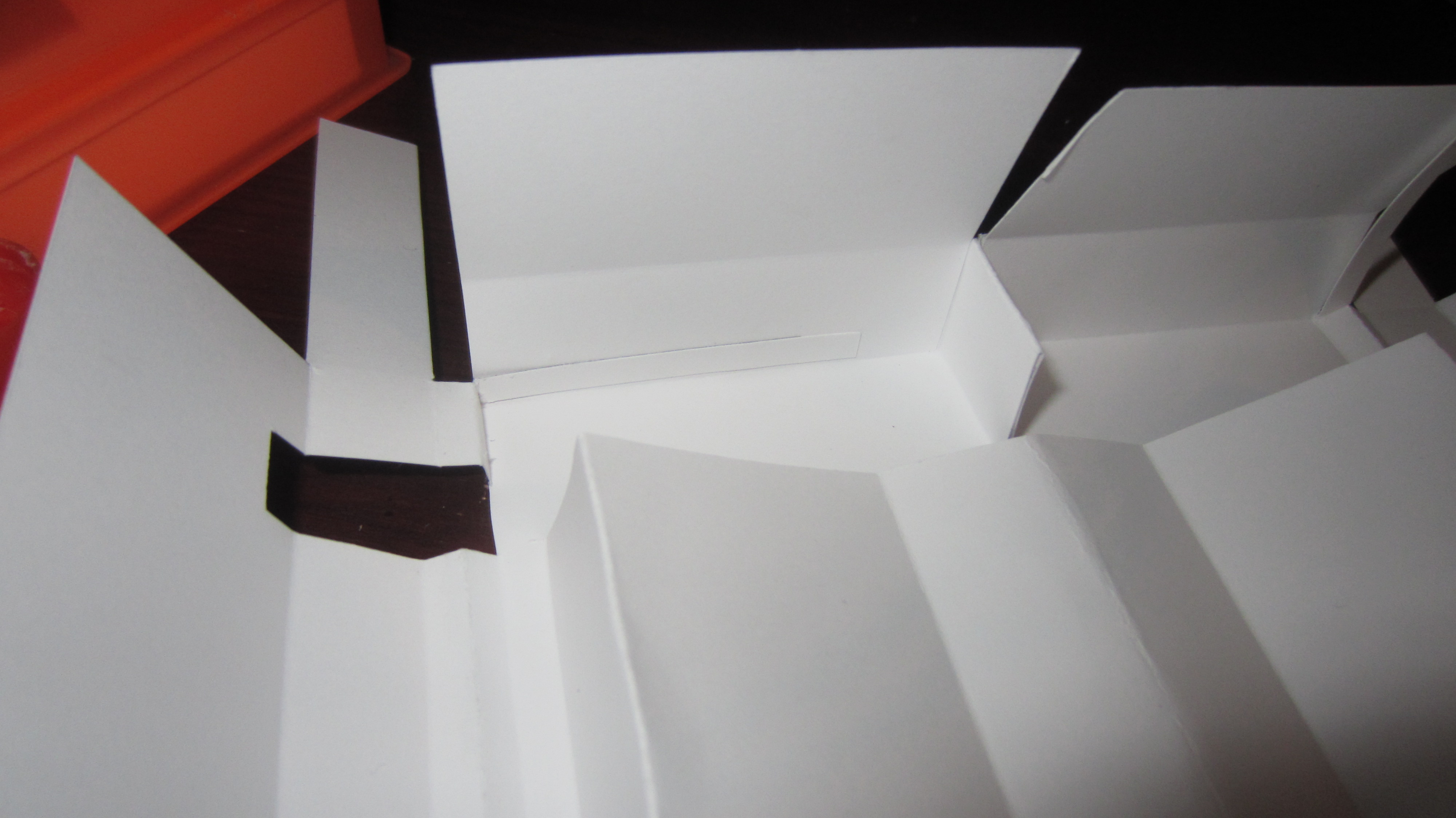 Picture of The Insert: Attaching the Small Flap