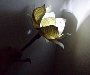 Light-up Literary Flower