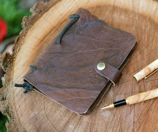 EDC Leather Notebook