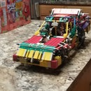 Knex Mad Max Interceptor
