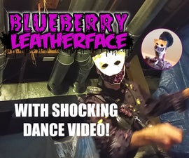 Blueberry Leatherface