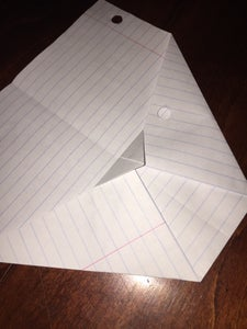 Seal the Last Fold With the Tip of the Triangle