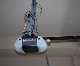 Smart Garage powered by pcDuino