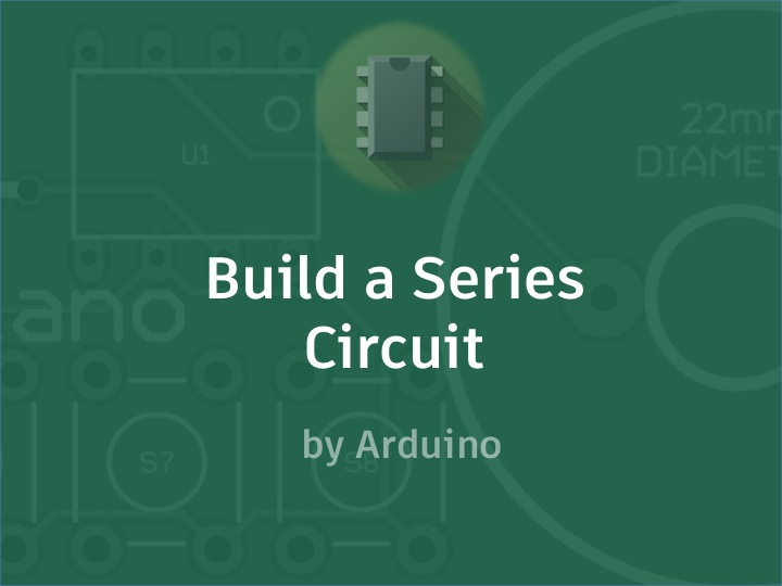 Picture of Build a Series Circuit