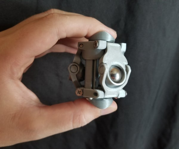 The Proton Spinner