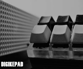DIGIKEYPAD  (DigiSpark)