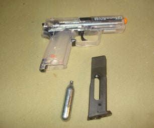 Fix a Leaky CO2 Airsoft Pistol Seal