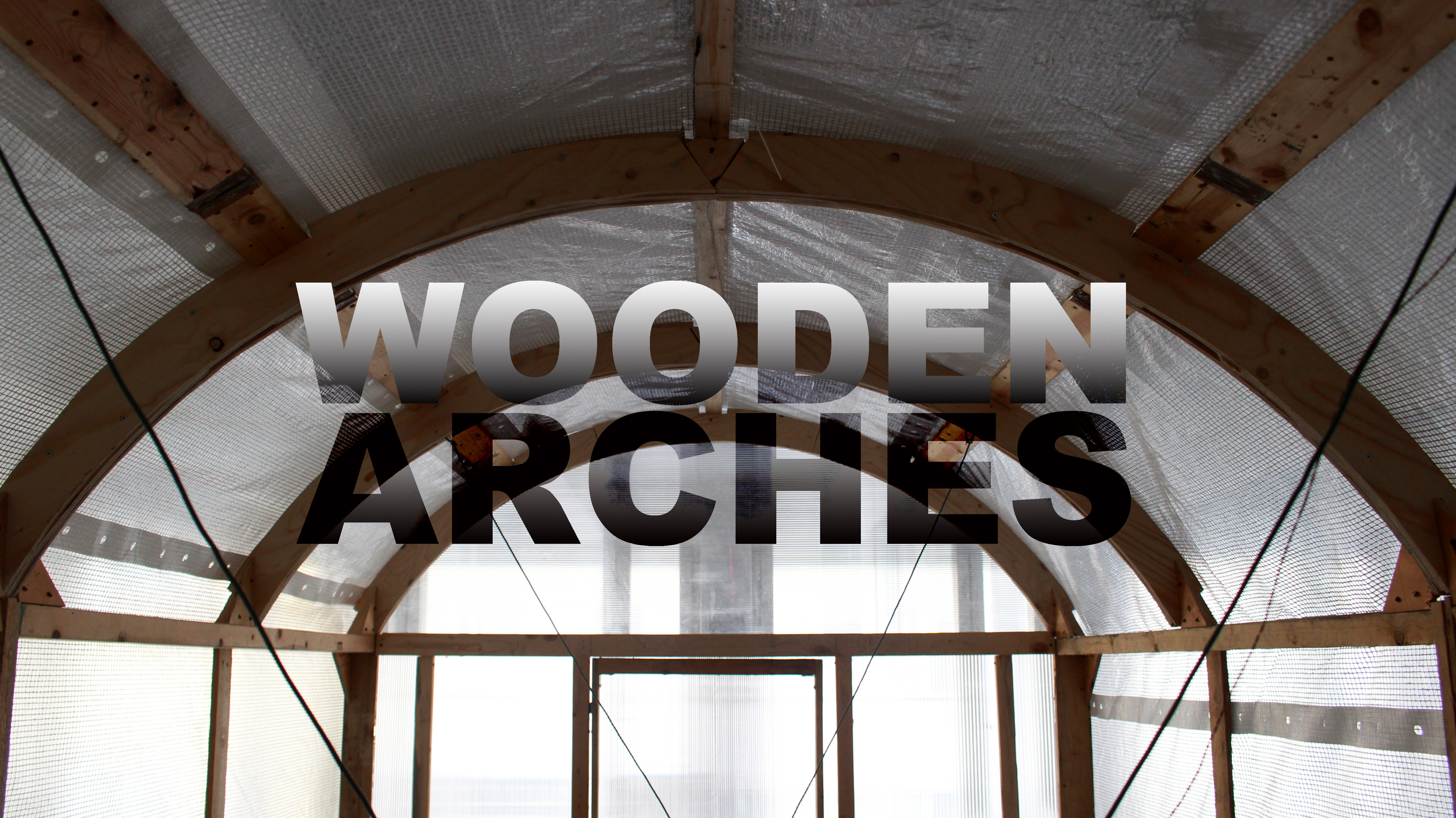 Picture of Wooden Arches