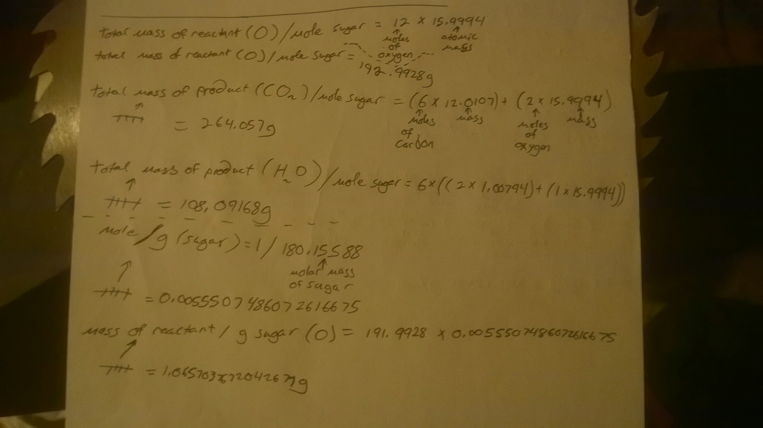 Picture of More Math!