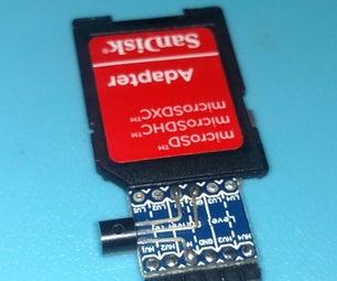 Leitor De MicroSD Caseiro Para Arduino
