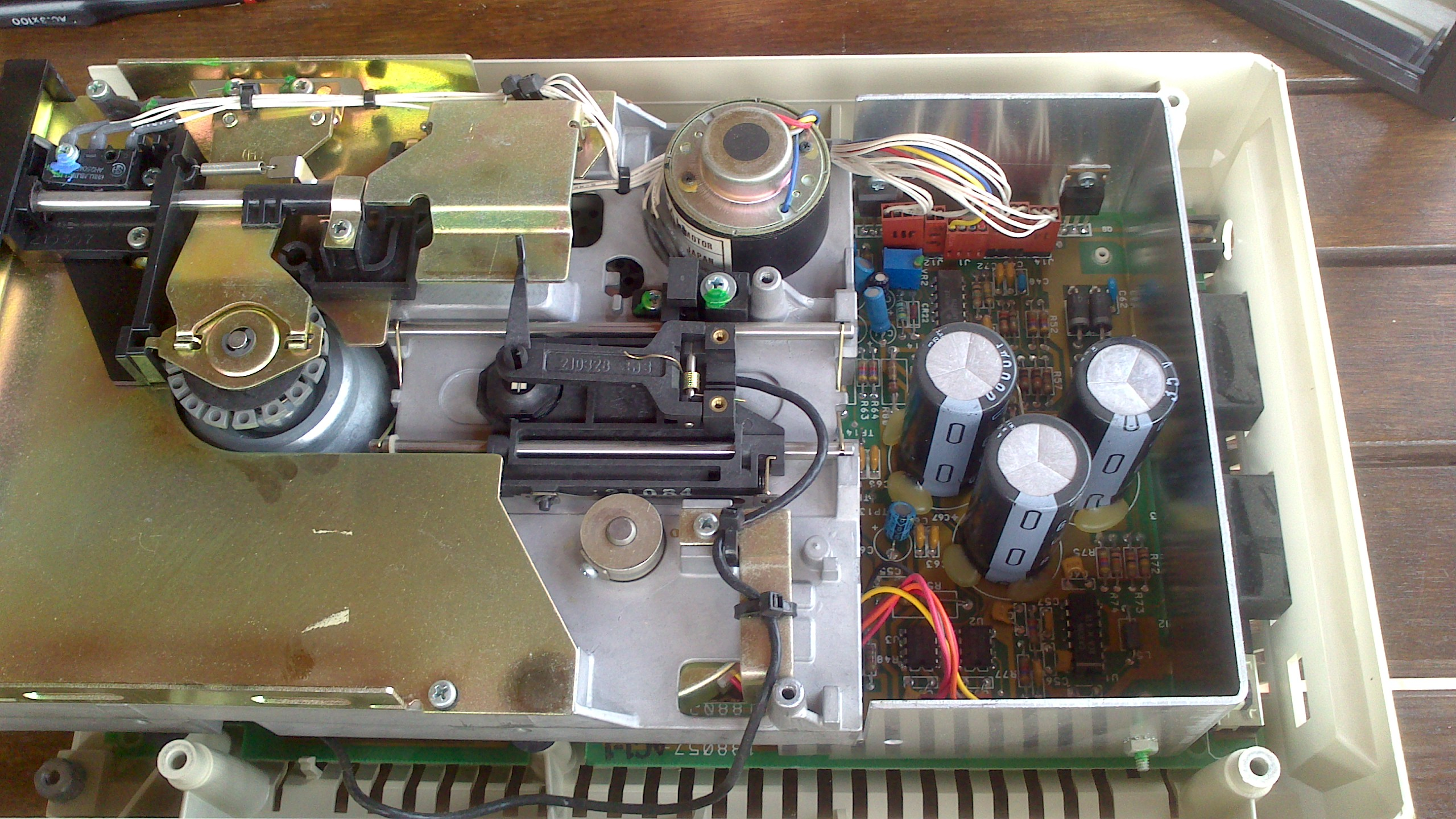 Picture of The Floopy Disc Drive