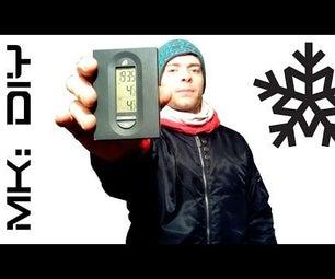 MK: DIY Cold in the Shop #QuickTip
