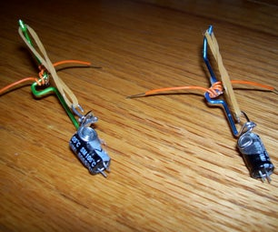 Rubber-Band Powered Bug