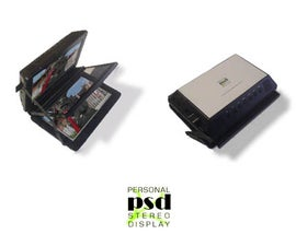 How to Realize a Stereoscopic 3D Digital Photoframe
