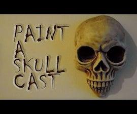 Paint a Skull Cast