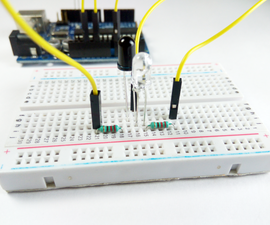 How to Make an IR Object Sensor With Arduino