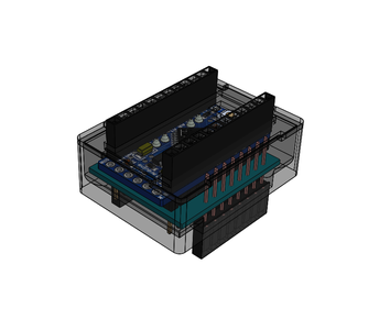 Intro: IOT123 - D1M BLOCK - ARDPM+ Pin Extender Assembly