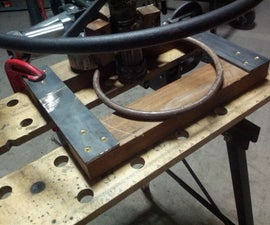 Ring roller/rolling bender