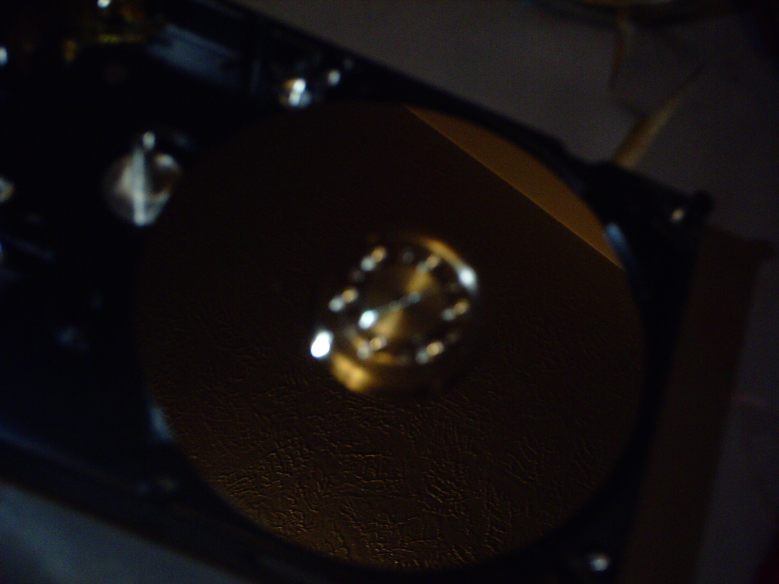 Picture of Removing the Platters