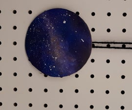Galaxy Hanging Wall Decoration