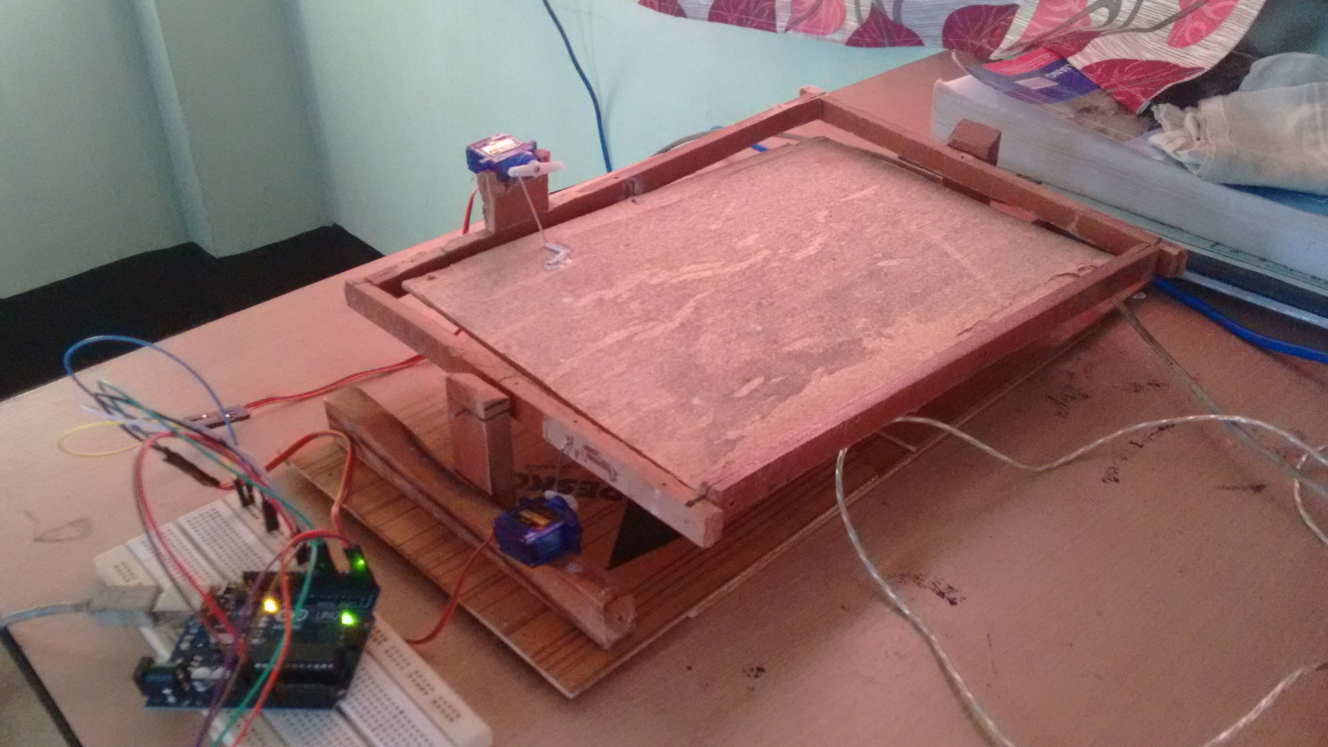 Picture of Making the Labyrinth Board