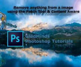 Photoshop Tutorial - How to Remove Anything From an Image