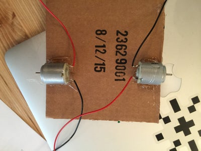 Hot Glue Your First 2 Motors