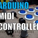 Arduino MIDI Controller DIY