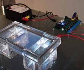 Gel electrophoresis system (mini)