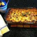 Vegetarian (or, not) Lasagna