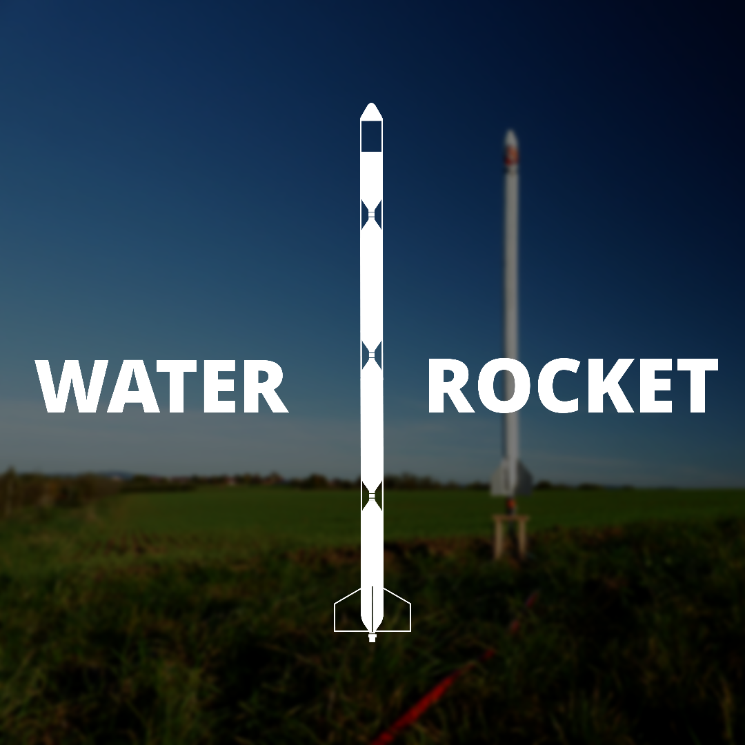 Picture of How to Build a Huge Water Rocket