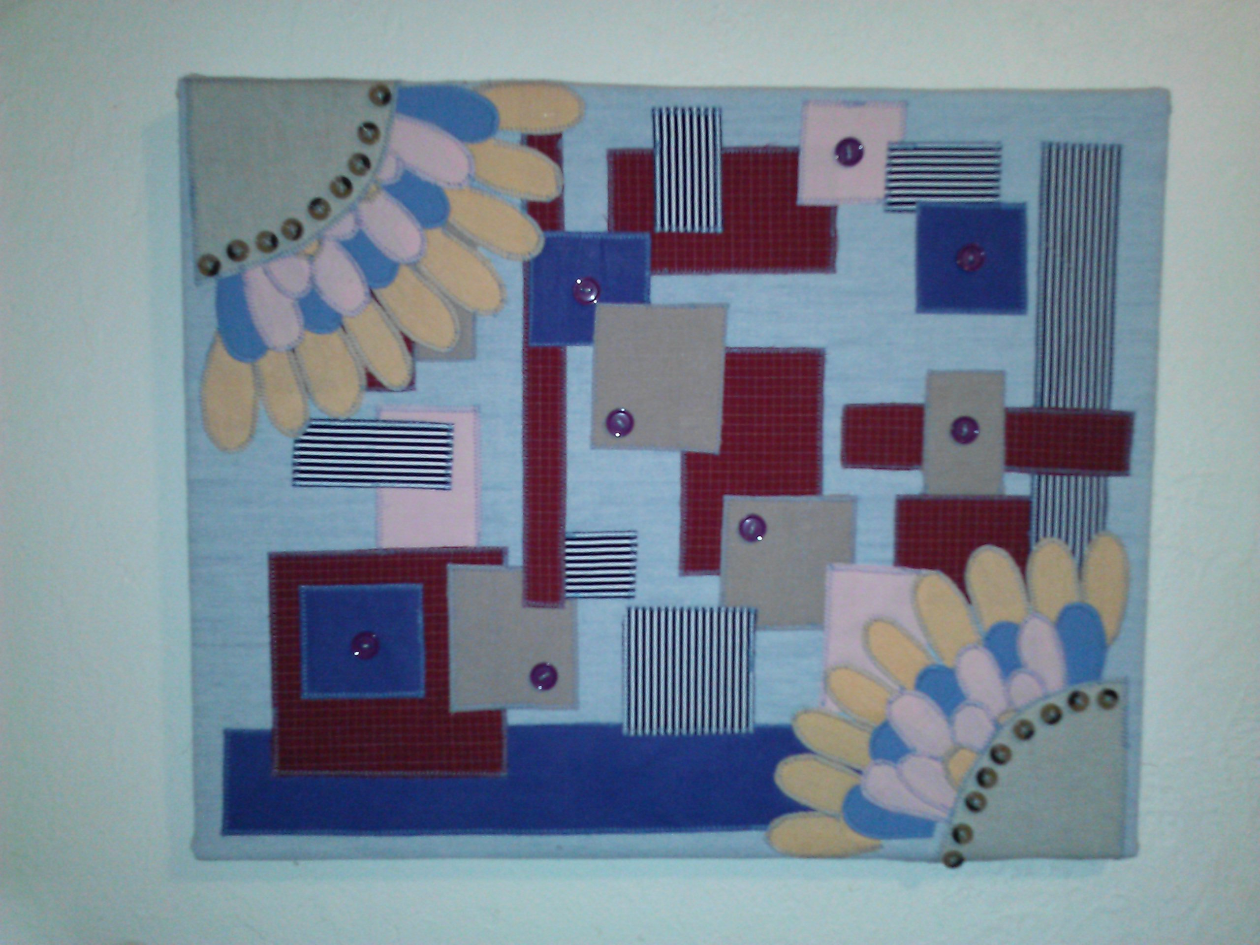 Picture of Fabric Art