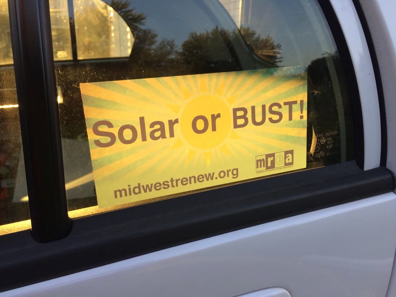 Picture of Solar-Powered Electric Vehicles