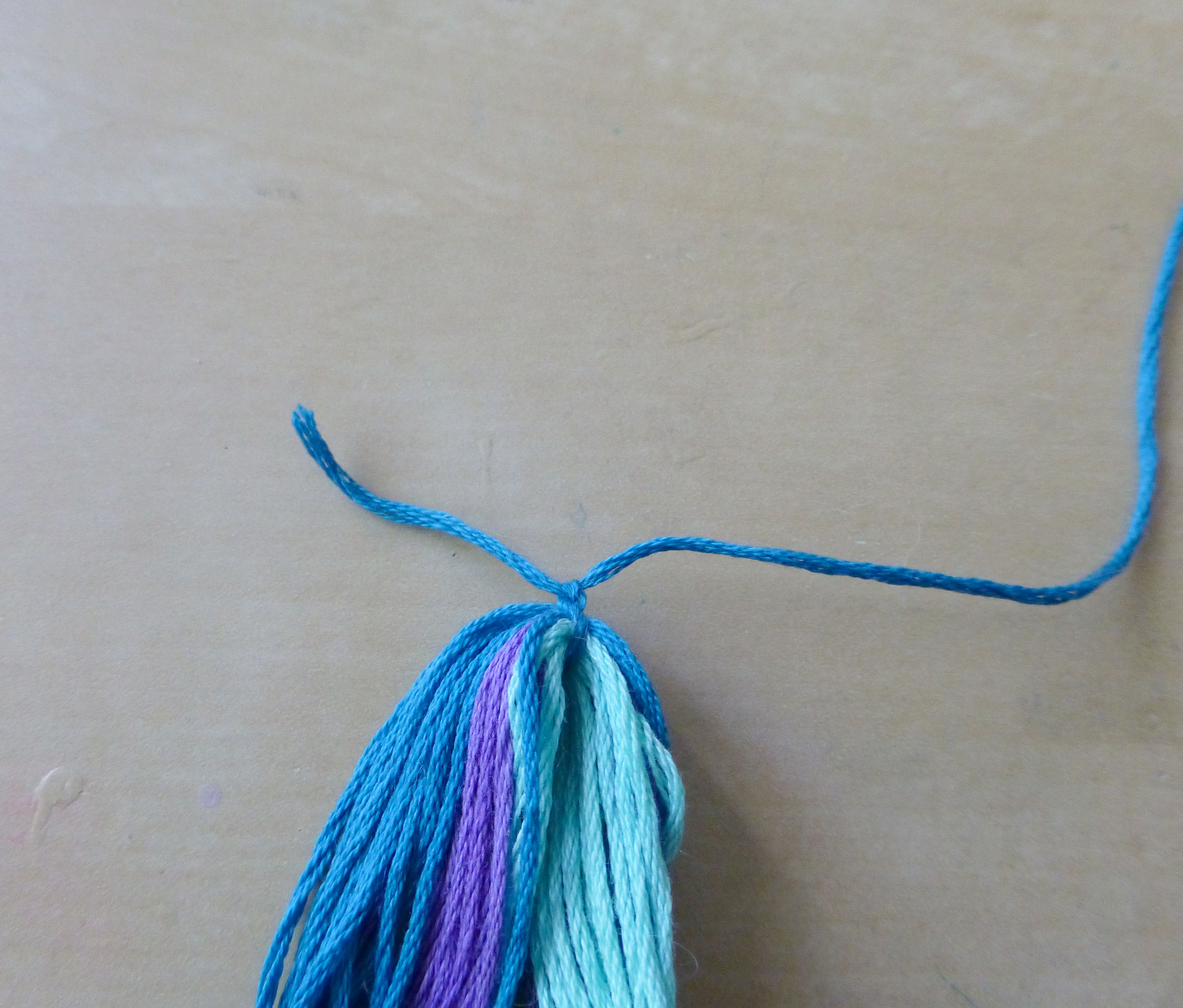 Picture of Make a Tassel