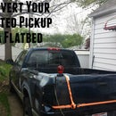 Convert Your Pickup Truck to a Flatbed