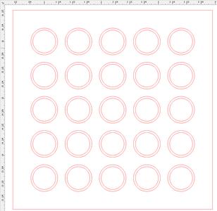 Make an Engraving Template