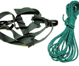 "Climb Safe With A ""Figure 8 Knot"""